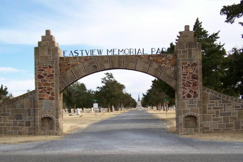 Eastview Cemetery Opens in new window
