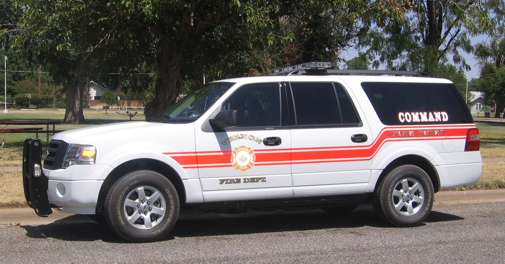 2009 Ford Expedition Command Vehicle