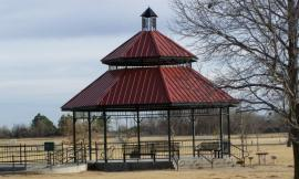 Roy Orbison Park Pavilion at Orbison Park
